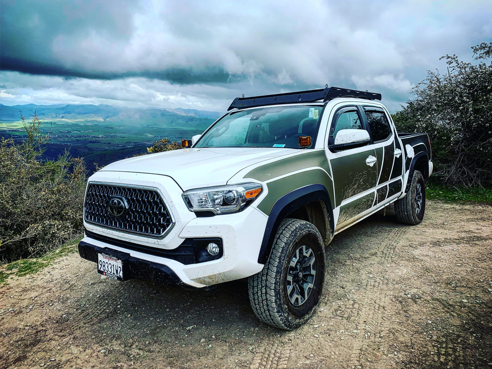 Goat Armor (Go Off-Road Armor Tech) Magnetic Armor: Review & Install For 3rd Gen Tacoma