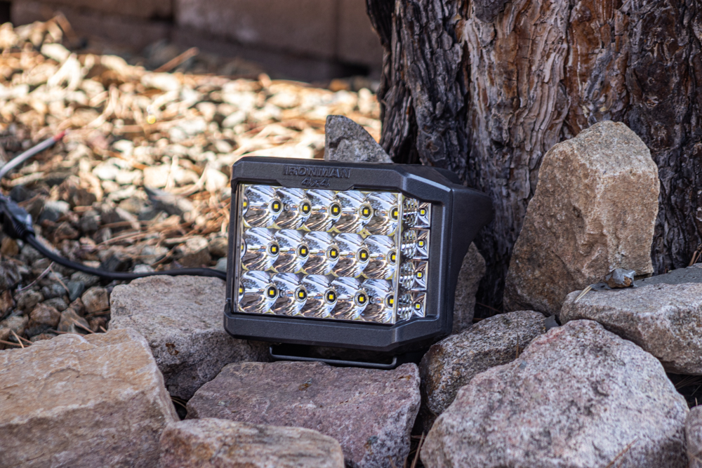 """Ironman 4x4 5""""x7"""" Eclipse Universal LED Driving Lights - Full Review & Overview"""