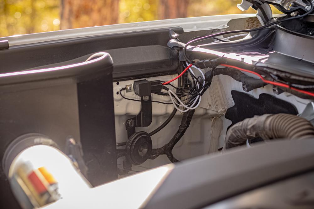 Toyota Tacoma Ironman 4X4 LED Pod Install - 4-Pin Relay