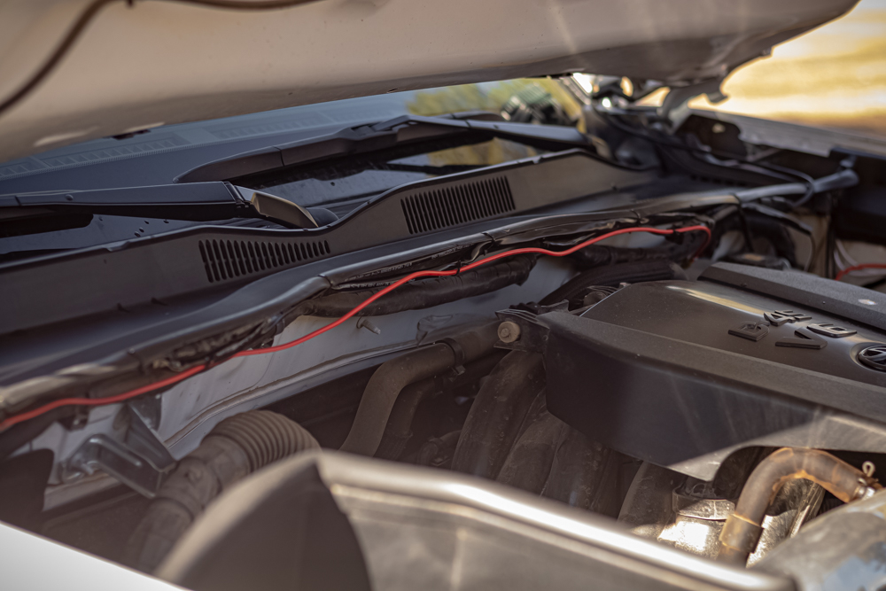 Wiring LED Light Pods on 3rd Gen Toyota Tacoma