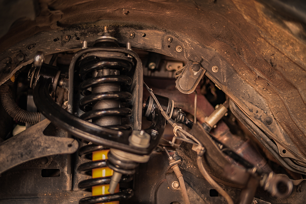 Toyota Tacoma SPC Upper Control Arm Installation Guide