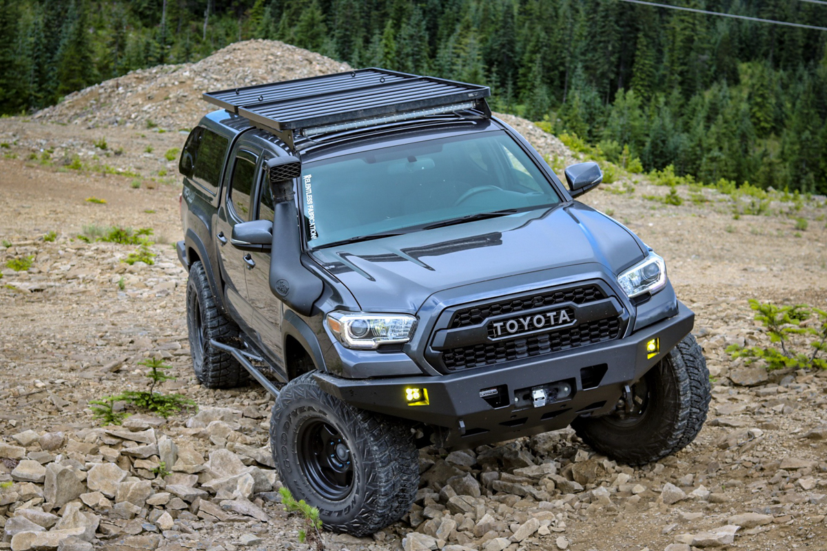 Top 14 Roof Rack Options For The 2nd And 3rd Gen Tacoma