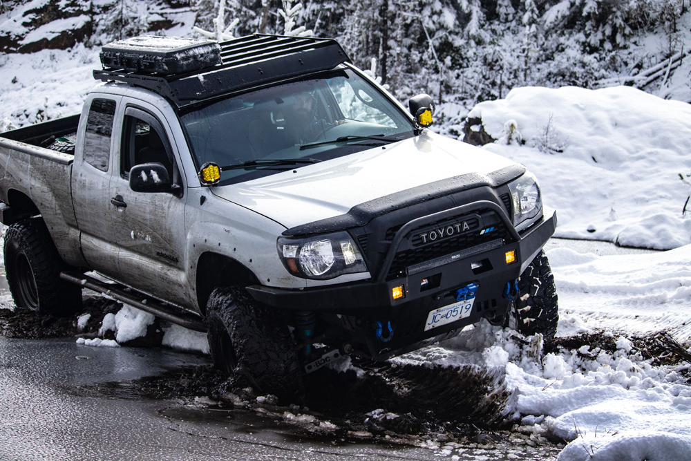 2nd Gen Toyota Tacoma Build Thread - How-To Build Off-Road & Overland Truck