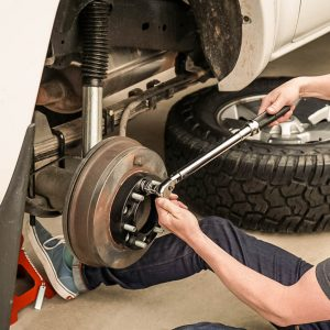 Tacoma Wheel Spacer Install