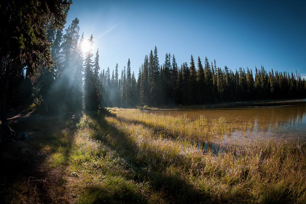 Whipsaw Trail Overland Camping - Wells Lake Recreation Area