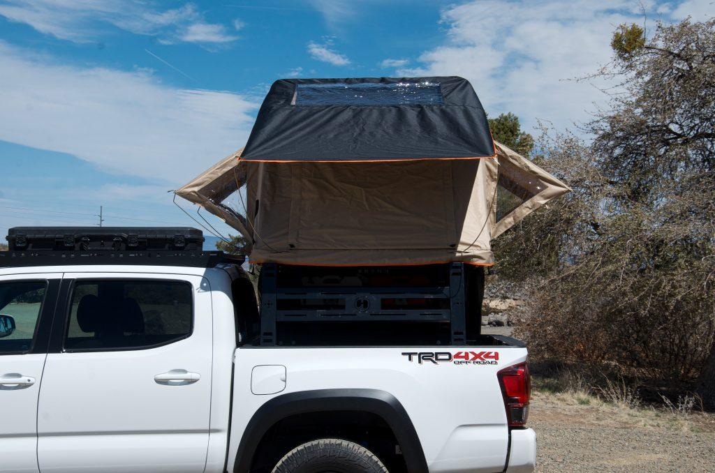 """Guana Equipment Wanaka 55"""" Rooftop Tent"""