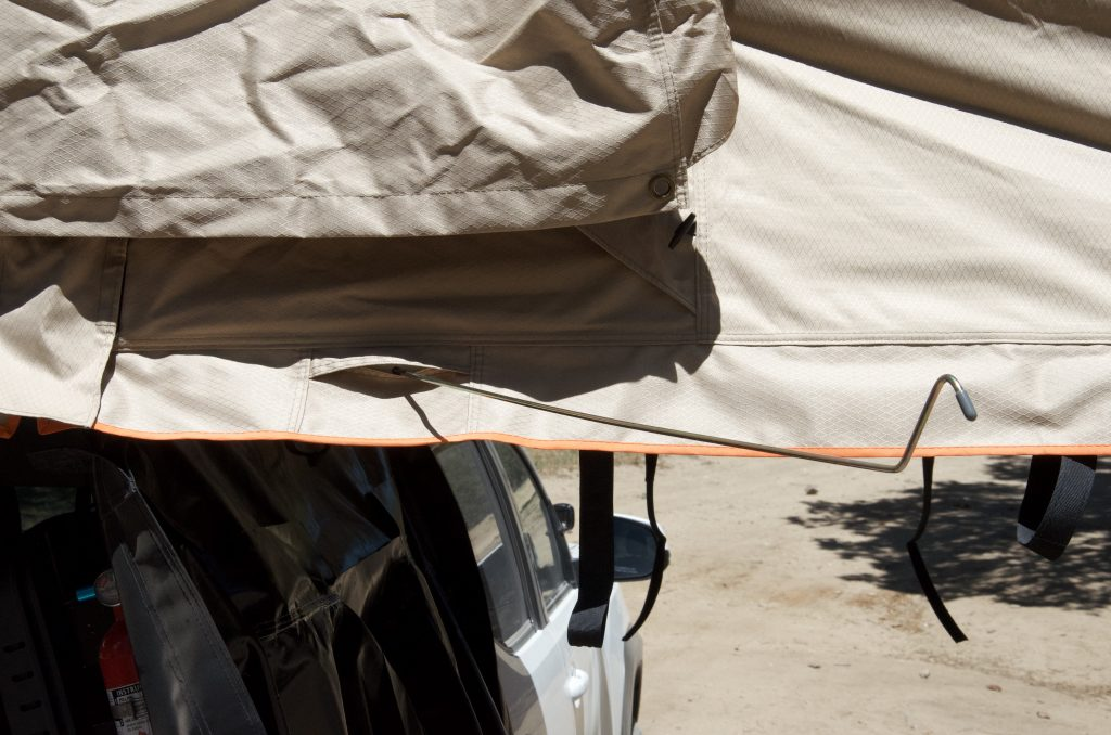 Rooftop Tent for Toyota Tacoma