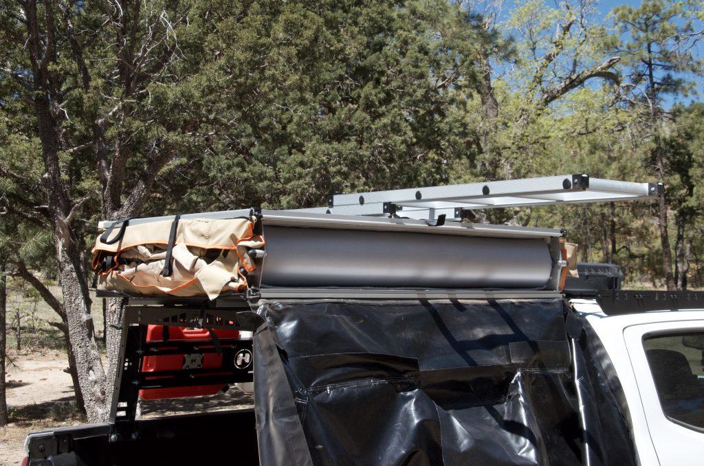 Guana Equipment Rooftop Tent Wanaka 55