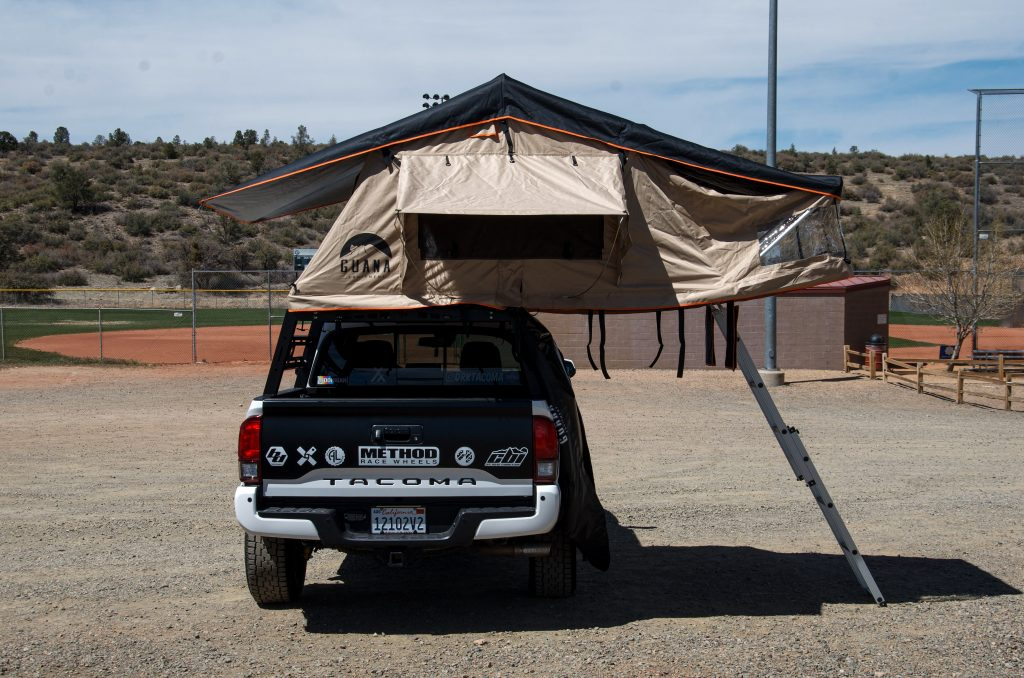 Rooftop Tent on 3rd Gen Tacoma