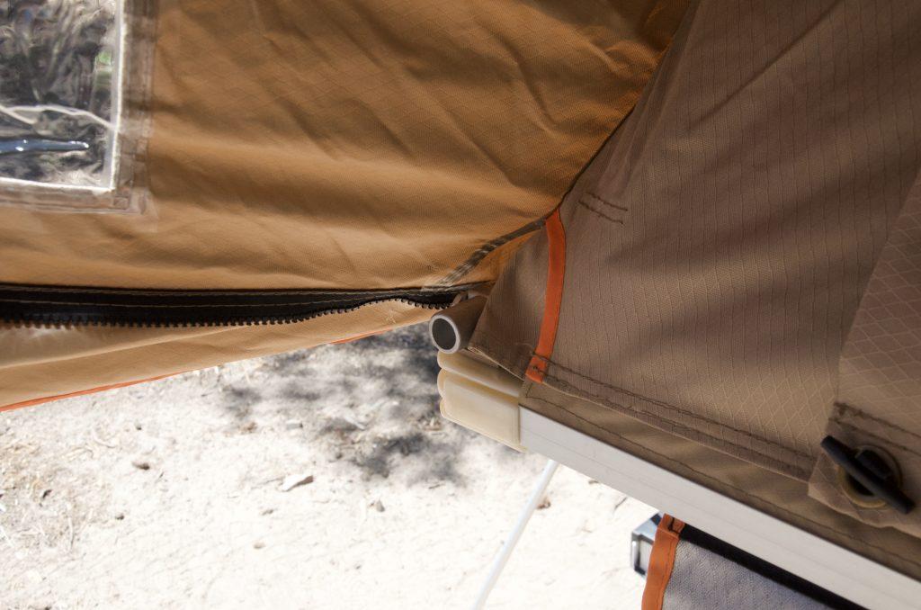 Guana Equipment Wanaka 55 Rooftop Tent