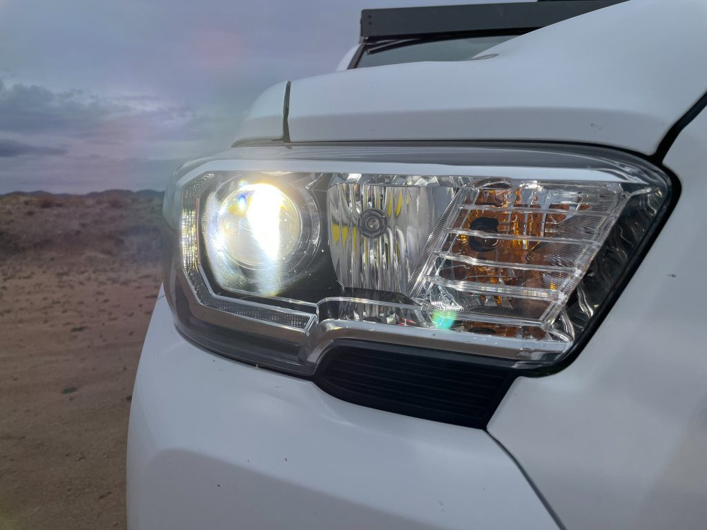 Aftermarket LED Low Beam Replacement for 3rd Gen Tacoma