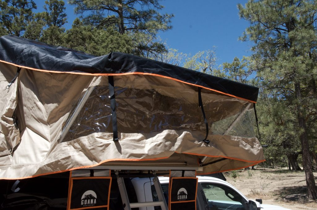 Rooftop Tent for Camping & Overlanding