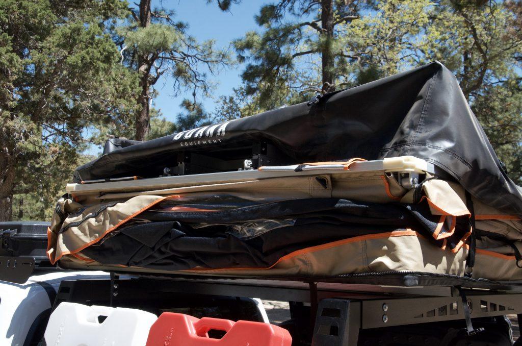 How To Set Up Guana Equipment Rooftop Tent Wanaka 55