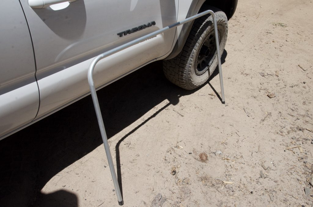 Rooftop Tent Set Up Guide