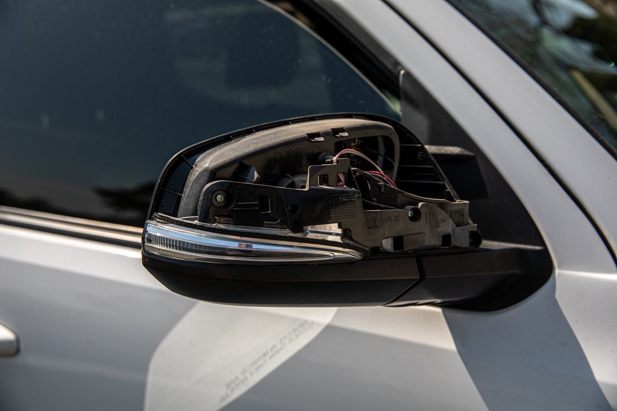 LED Sequential Side Mirror Turn Signal Install Guide - 3rd Gen Tacoma