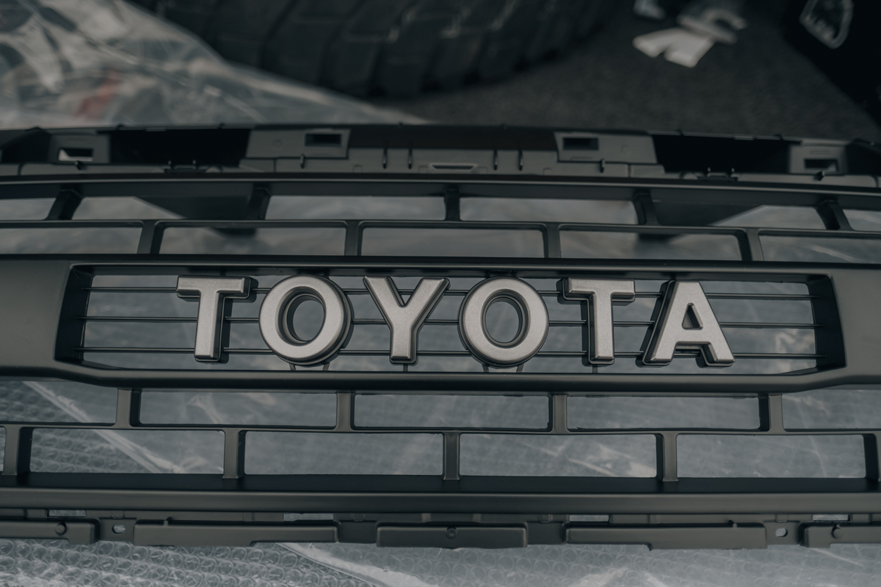 Assembled Replica TRD Pro Grille for Toyota Tacoma