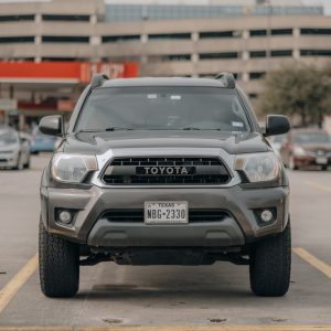 Replica TRD Pro Grille Install on 2nd Gen Toyota Tacoma