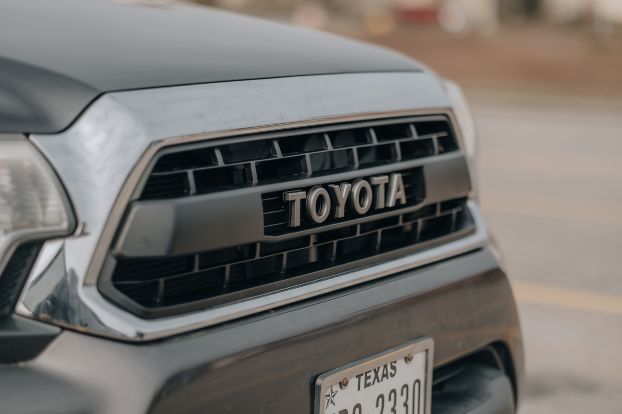 Install & Review for Car Trim Home Replica TRD Pro Grille - 2nd Gen Toyota Tacoma