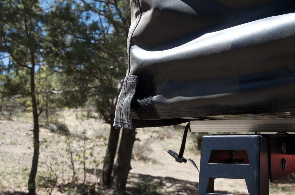 RTT Setup Guide for Guana Equipment Rooftop Tent