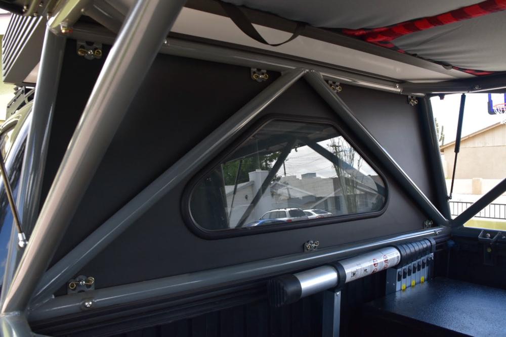 GFC - Go Fast Camper Frame on 2nd Gen Tacoma