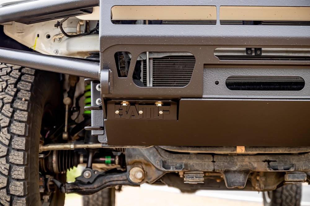 Step-By-Step Installation Guide for BAMF Front Bumper for 3rd Gen Tacoma
