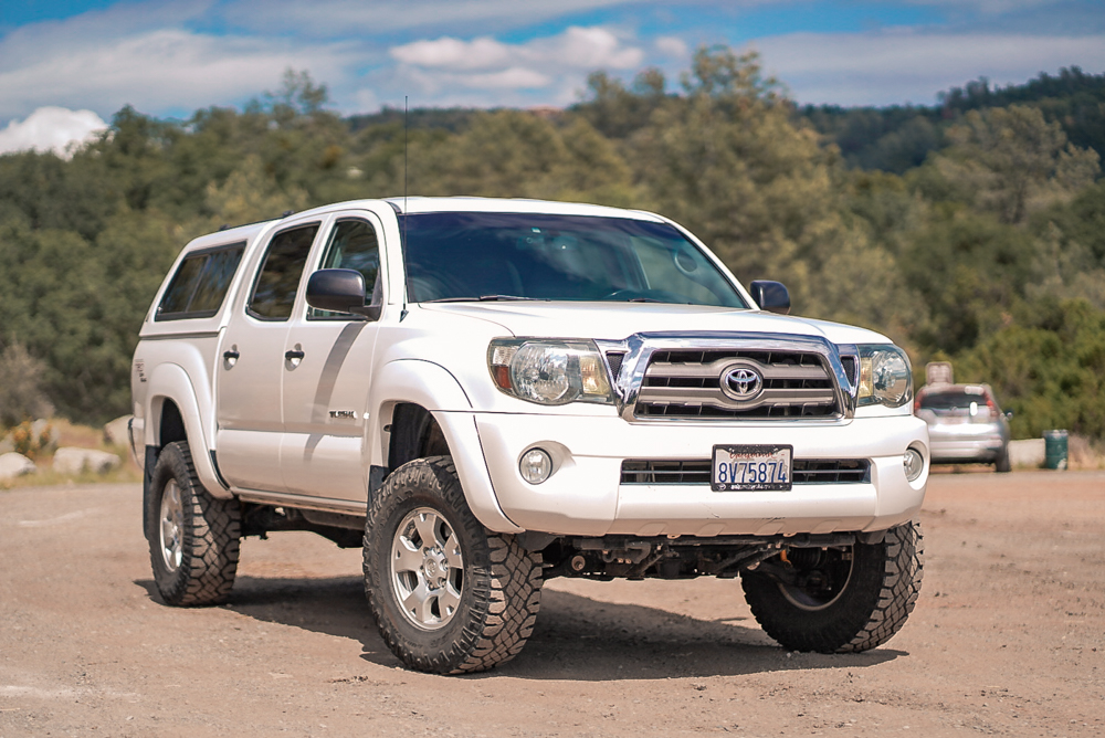 Old Man Emu (OME) Complete Lift Kit for 2nd Gen Toyota Tacoma