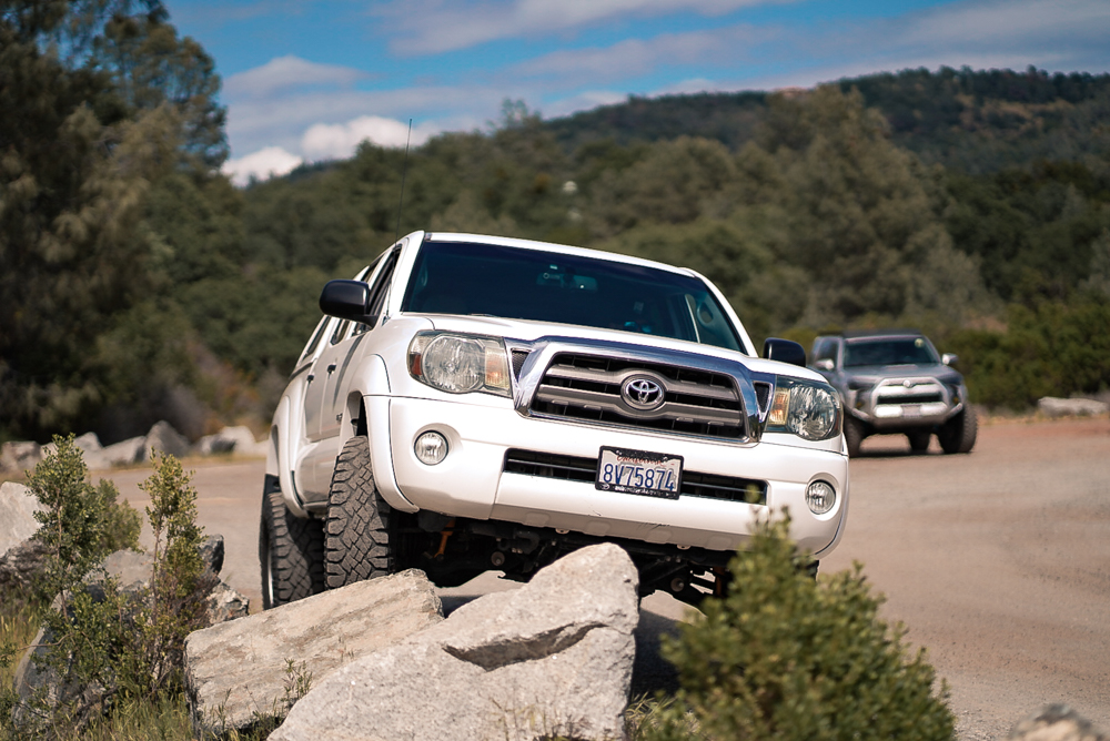 Old Man Emu (ARB) Lift Kit for 2nd Gen Tacoma