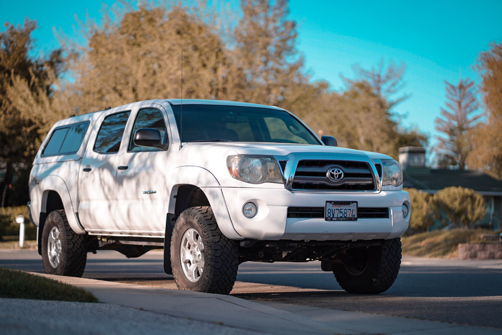 2inch OME Lift for 2nd Gen Tacoma With SPC Upper Control Arms
