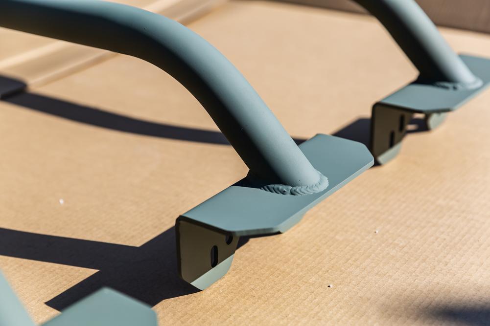 Relentless Fabrication Bed Rack Primer & Paint Prep for 3rd Gen Tacoma