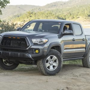 """33"""" Tires on Tacoma (How To Fit)"""