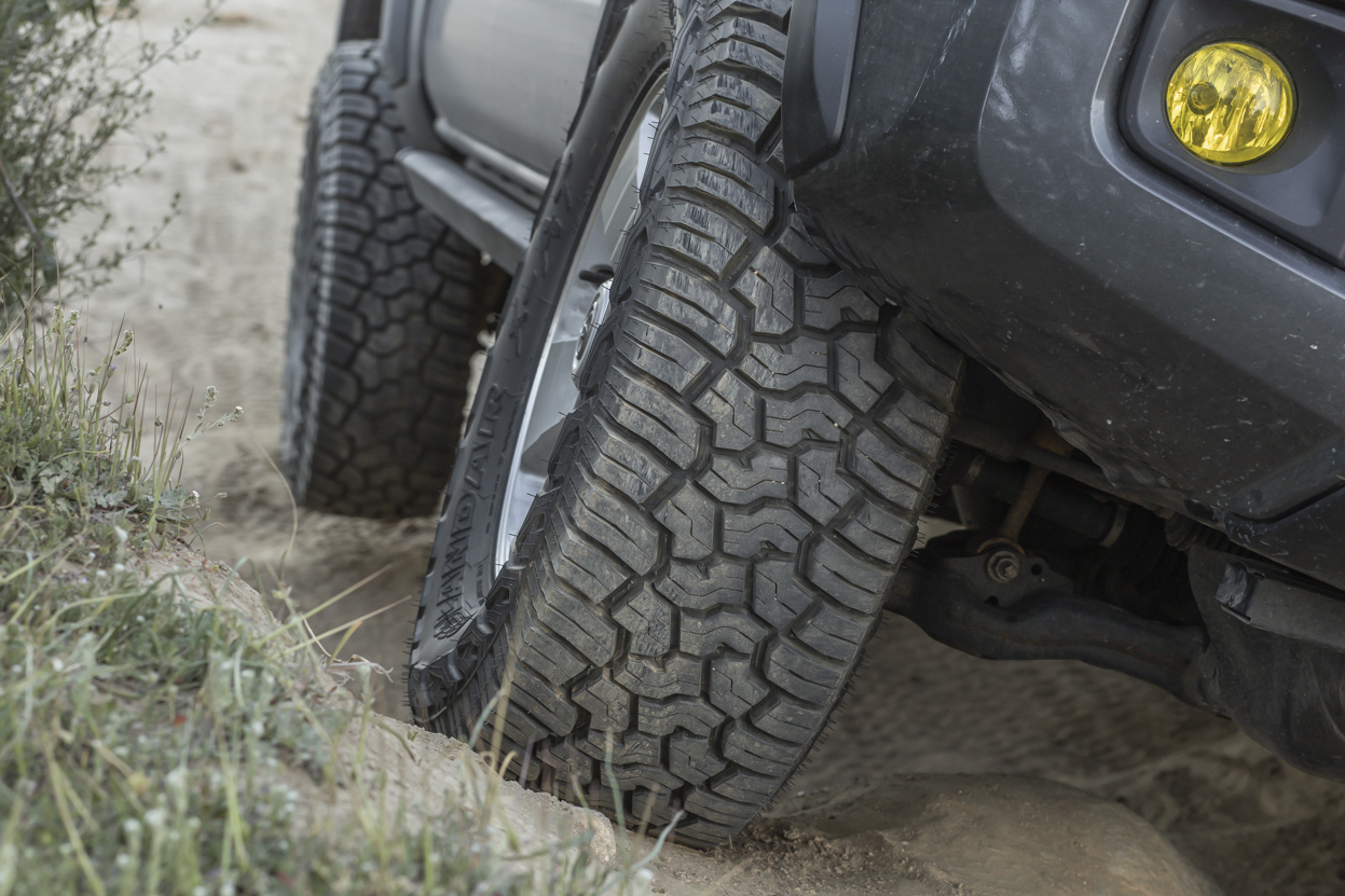 """33"""" Tires on Factory OEM Tacoma (How To Fit)"""