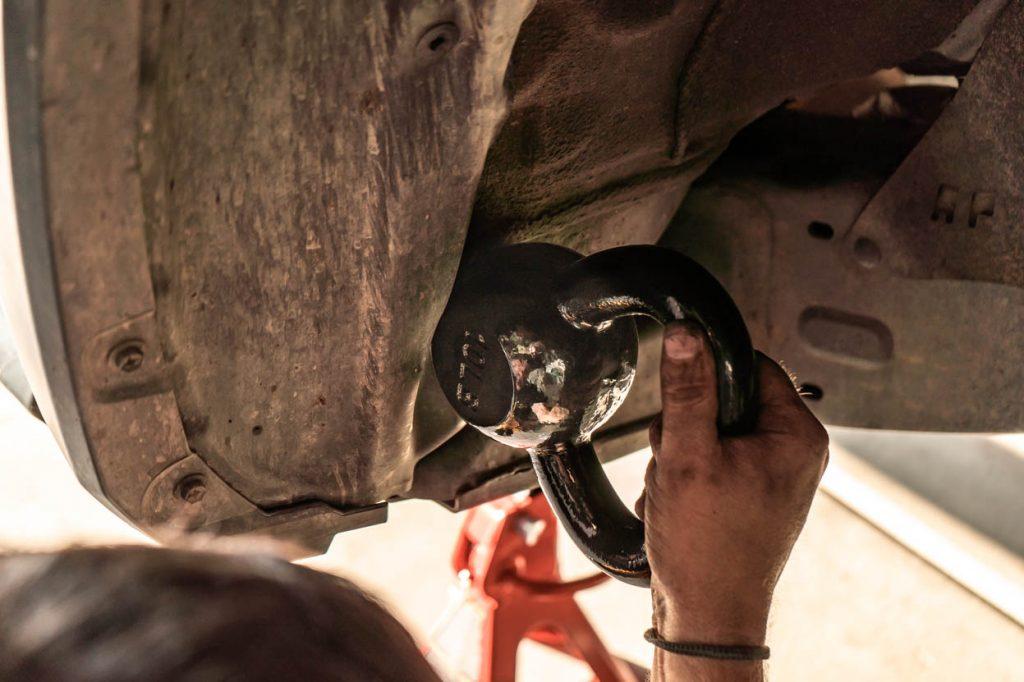 Clearing Fender Liner for Larger Tires on 3rd Gen Tacoma