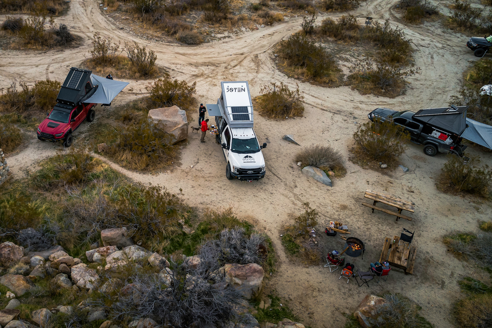 Top Campers for the 2nd & 3rd Gen Tacoma - Complete Buyer's Guide