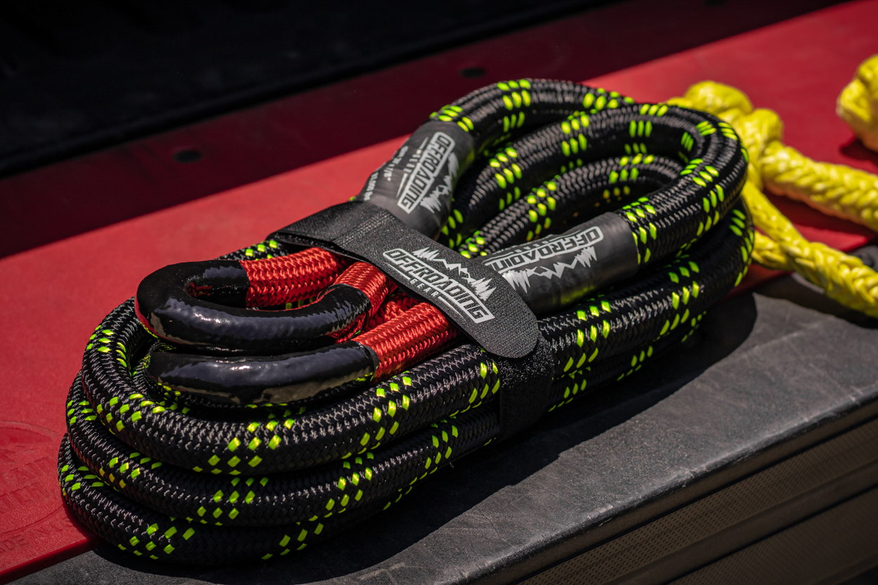 Offroading Gear Budget Friendly Kinetic Recovery Rope Trail-Tested Review & Overview