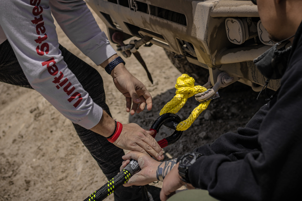 What is Kinetic Recovery Rope? Off-Road & Overland Vehicle Recovery Tools