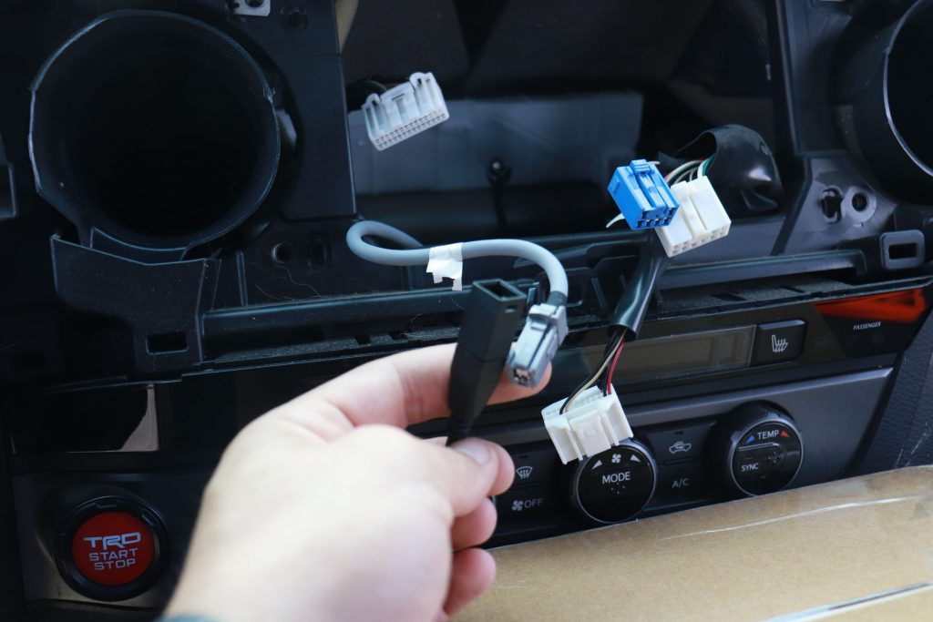 How to Wire Aftermarket Stereo for Toyota Tacoma