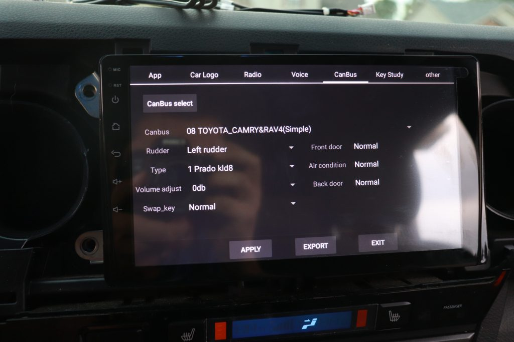 Stereo Steering Wheel Controls