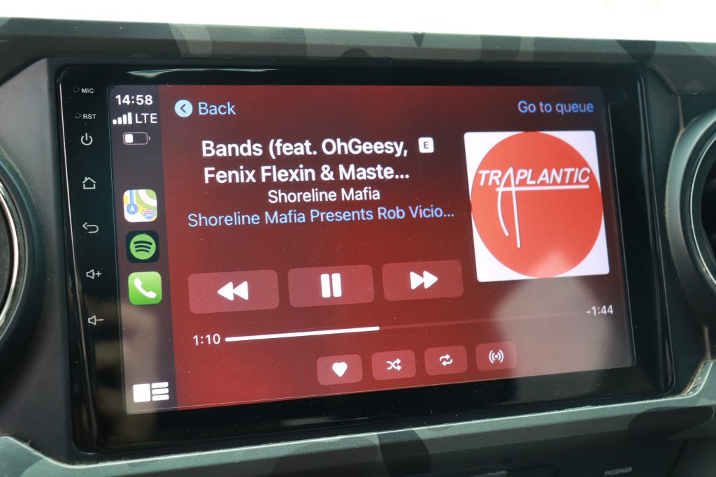PX6 Aftermarket Head Unit for 3rd Gen Toyota Tacoma - Install, Review, Overview