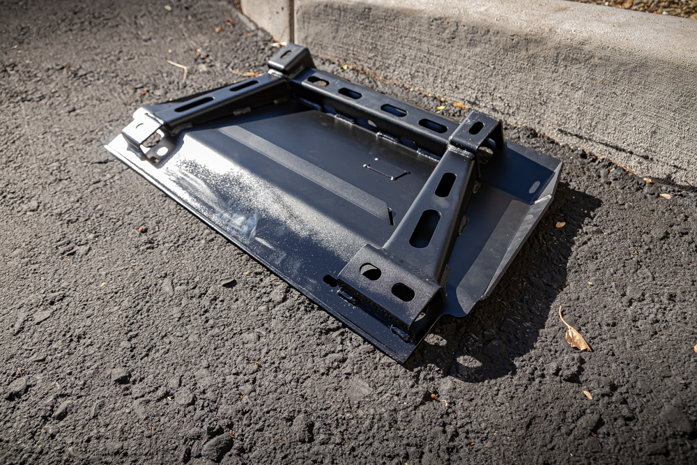 Ironman 4X4 Steel Front Skid Plate for Toyota Tacoma