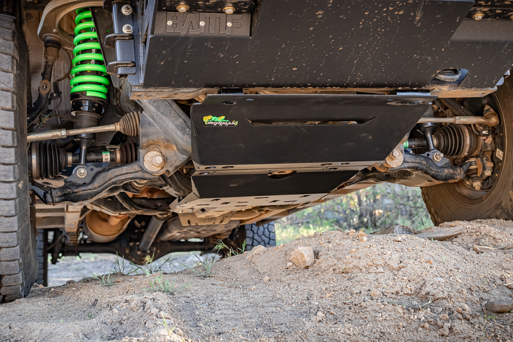 Ironman 4X4 Premium Underbody Protection for 2nd & 3rd Gen Tacoma