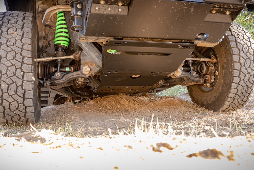 Review & Overview - Ironman 4X4 3rd Gen Tacoma Heavy Duty Skid Plates