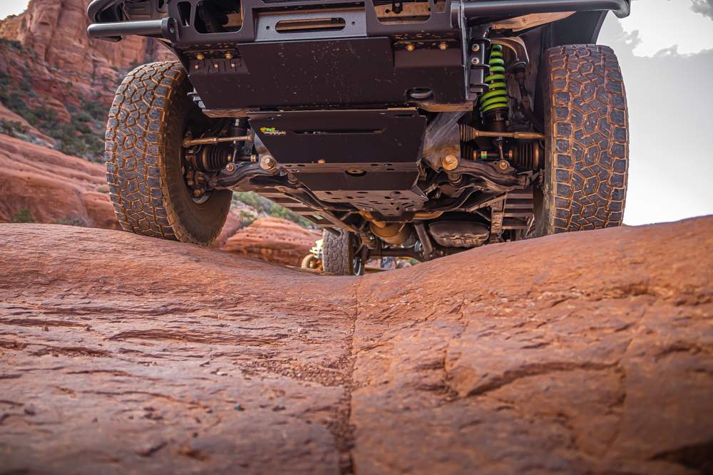 Ironman 4X4 Heavy Duty Belly Skid Plates for 3rd Gen Tacoma - Initial Impressions & Review