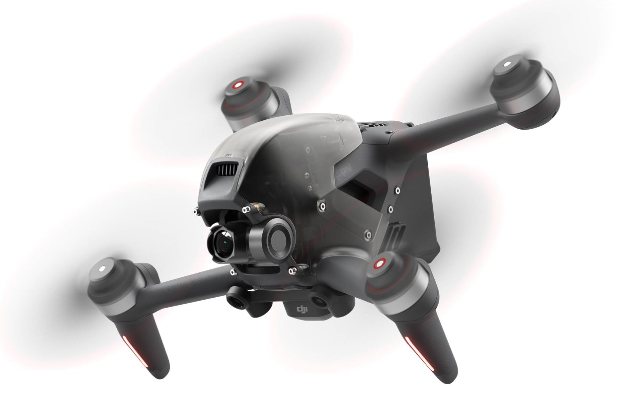 DJI FPV (First Person View) Aerial Drone