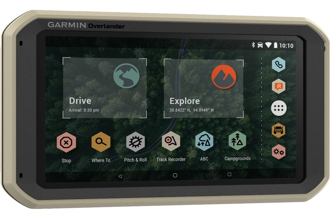 Garmin Overlander - Off-Road & Overland GPS