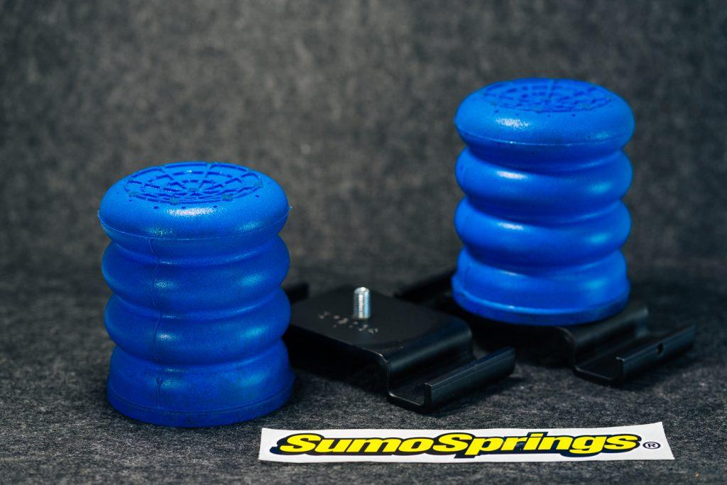 SuperSprings Blue 1000 lb Rate SumoSprings