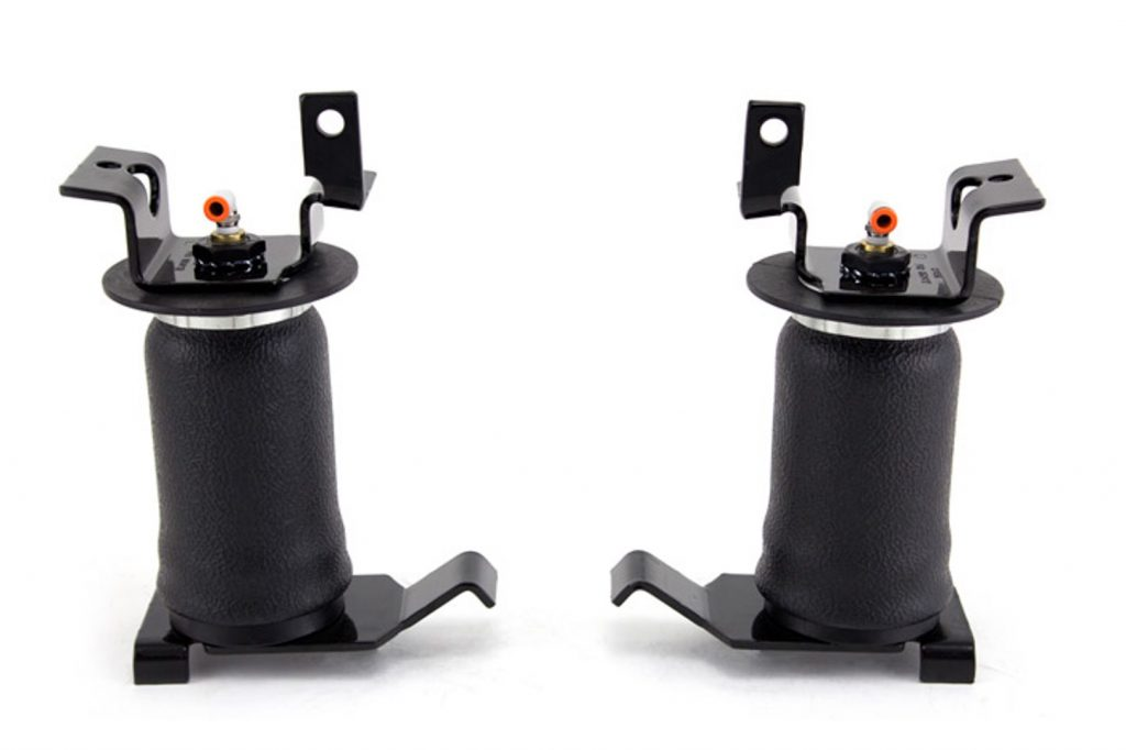 Rear Air Bag System for Toyota Tacoma VS SuperSprings SumoSprings