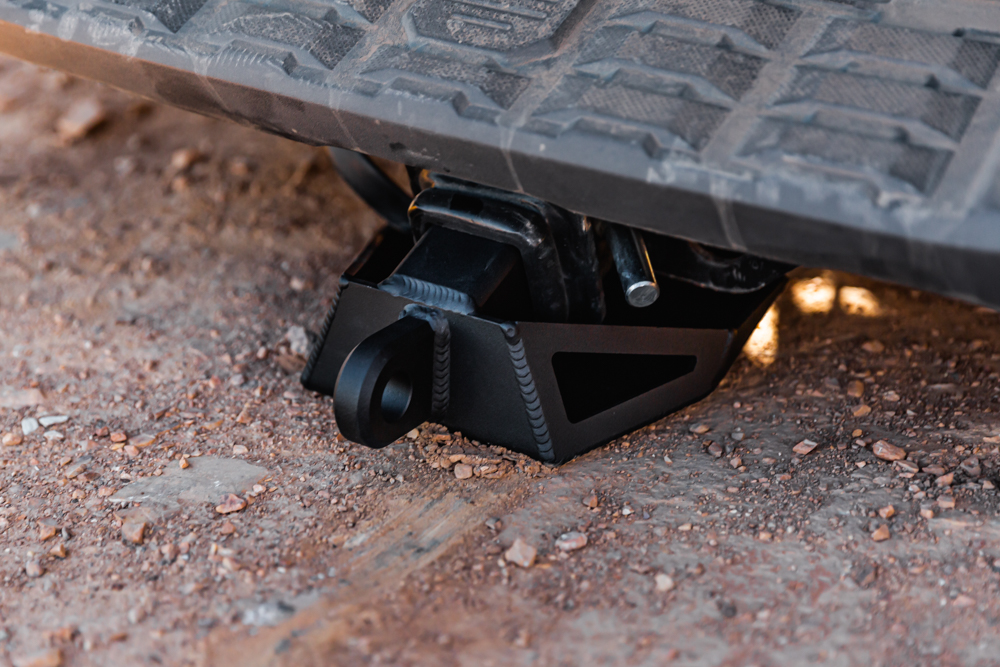 Full Review & Overview - DRT Fabrication Universal Hitch Skid