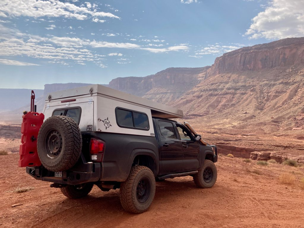 Lifted 3rd Gen Tacoma with AT Overland Summit Topper - Review & Overview