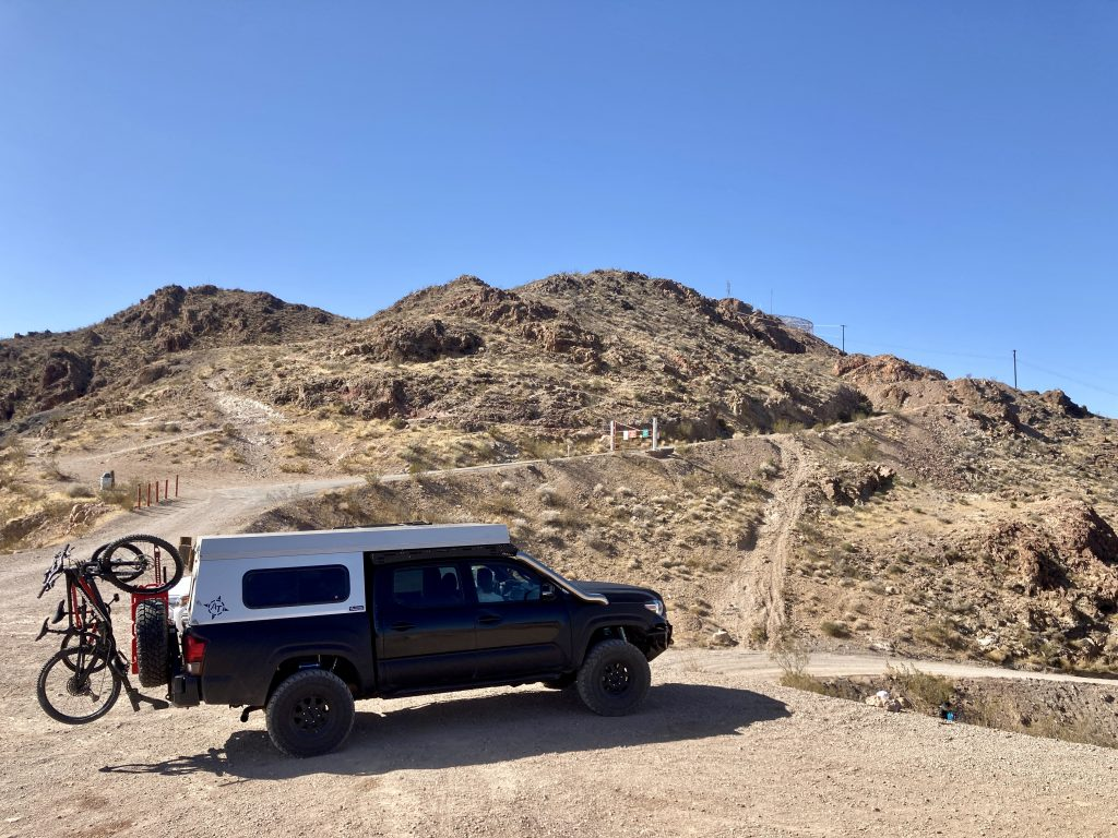 Lifted 3rd Gen Tacoma with AT Overland Summit Topper & Custom DIY Snorkel