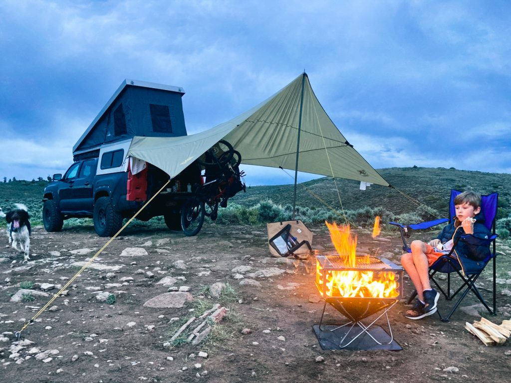 Overland, Off-Road & Camping with AT Overland Summit Topper/Camper